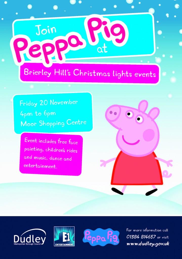 Brierley Hill Lights A4