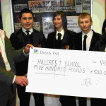 Netherton Regeneration Group sponsor Hillcrest School