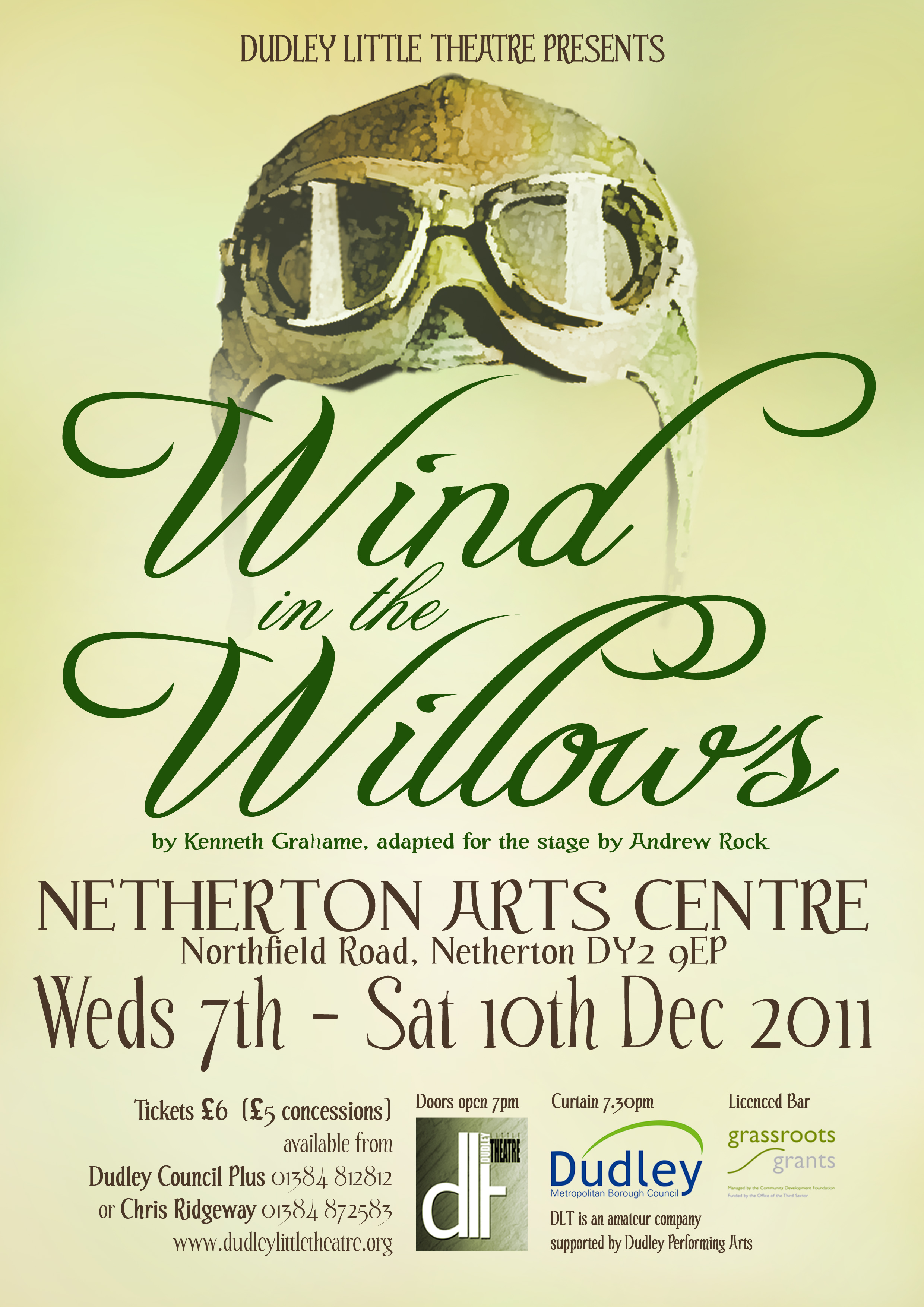 Neighbours News Competition WIN Tickets To See Kenneth Grahames Wind In The Willows