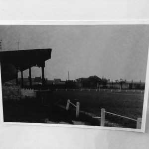 The Brierley Hill Alliance football ground