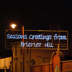 Seasons Greetings from Brierley Hill