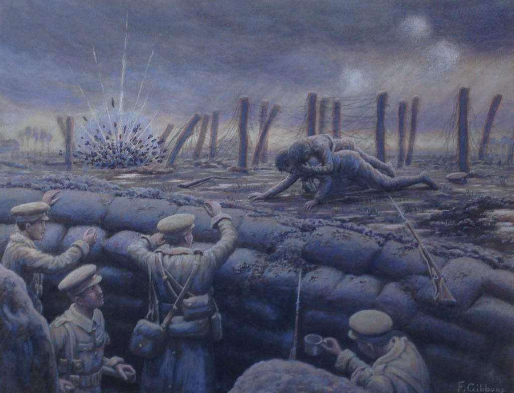 WW1 Heroism